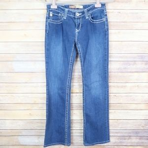 Big Star Women's Size 27 30″ Inseam REMY Low Rise